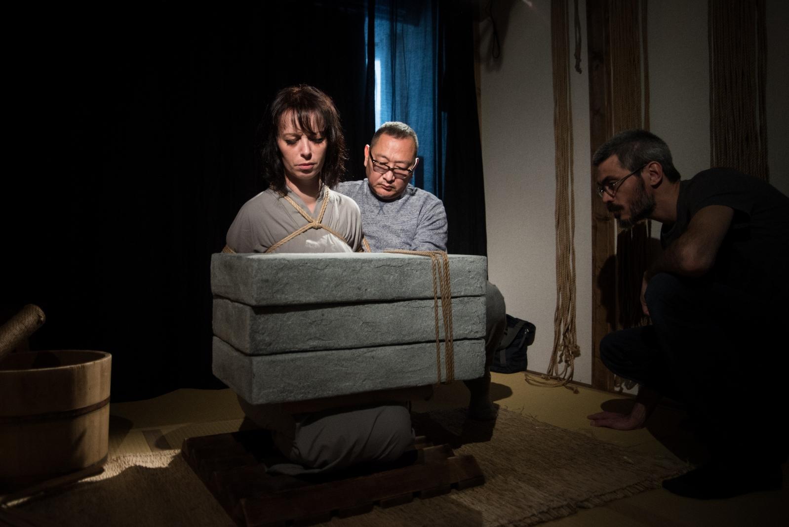Ishidaki avec Naka Akira et Ropesession photo Erisa Sato 07
