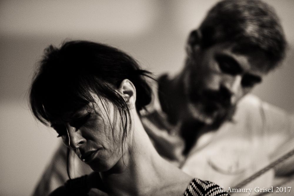 Performance kinbaku Turin Amaury Grisel 01