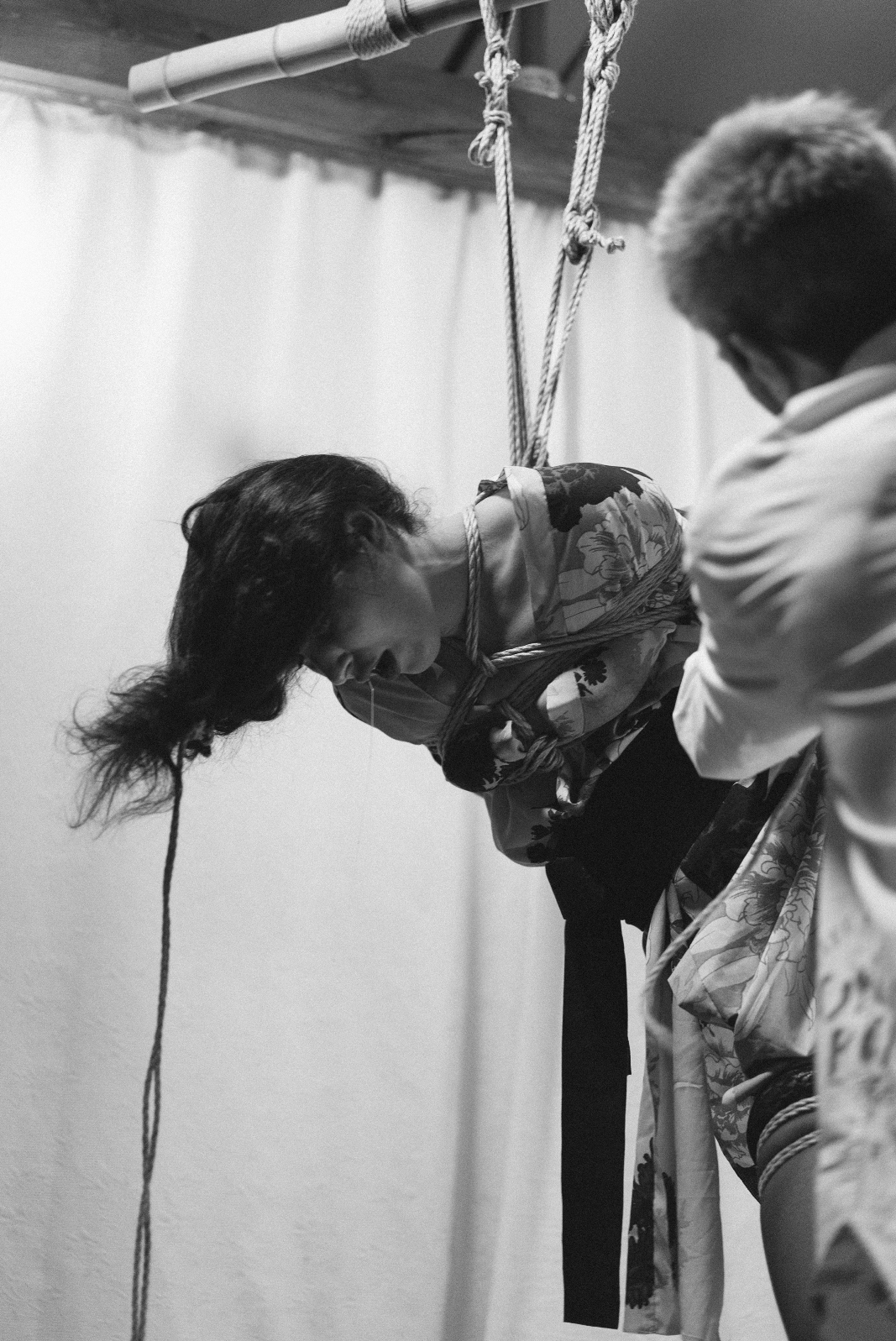 Performance shibari montréal 2017 MiuMiuw 09