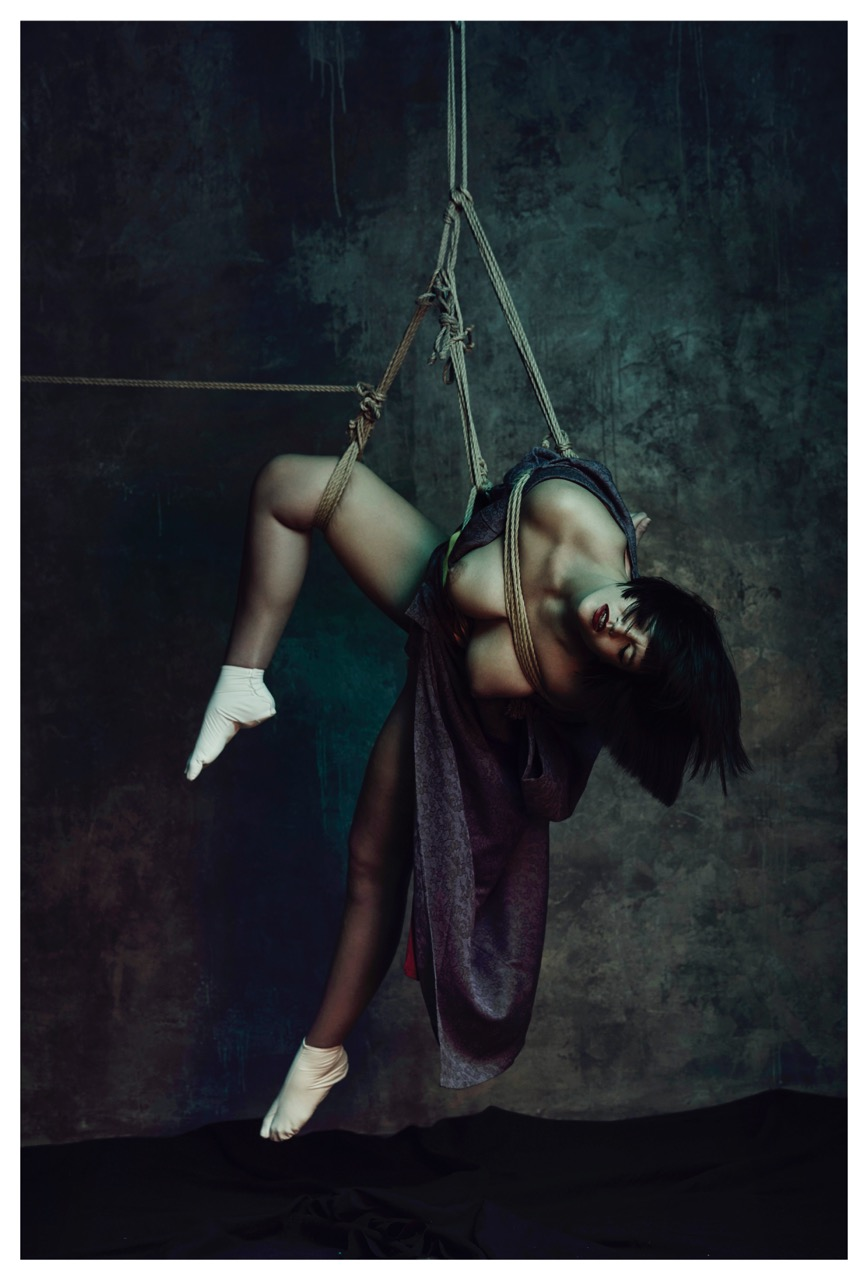 Tessa Kuragi par Nicolas guérin avec ropesession 04
