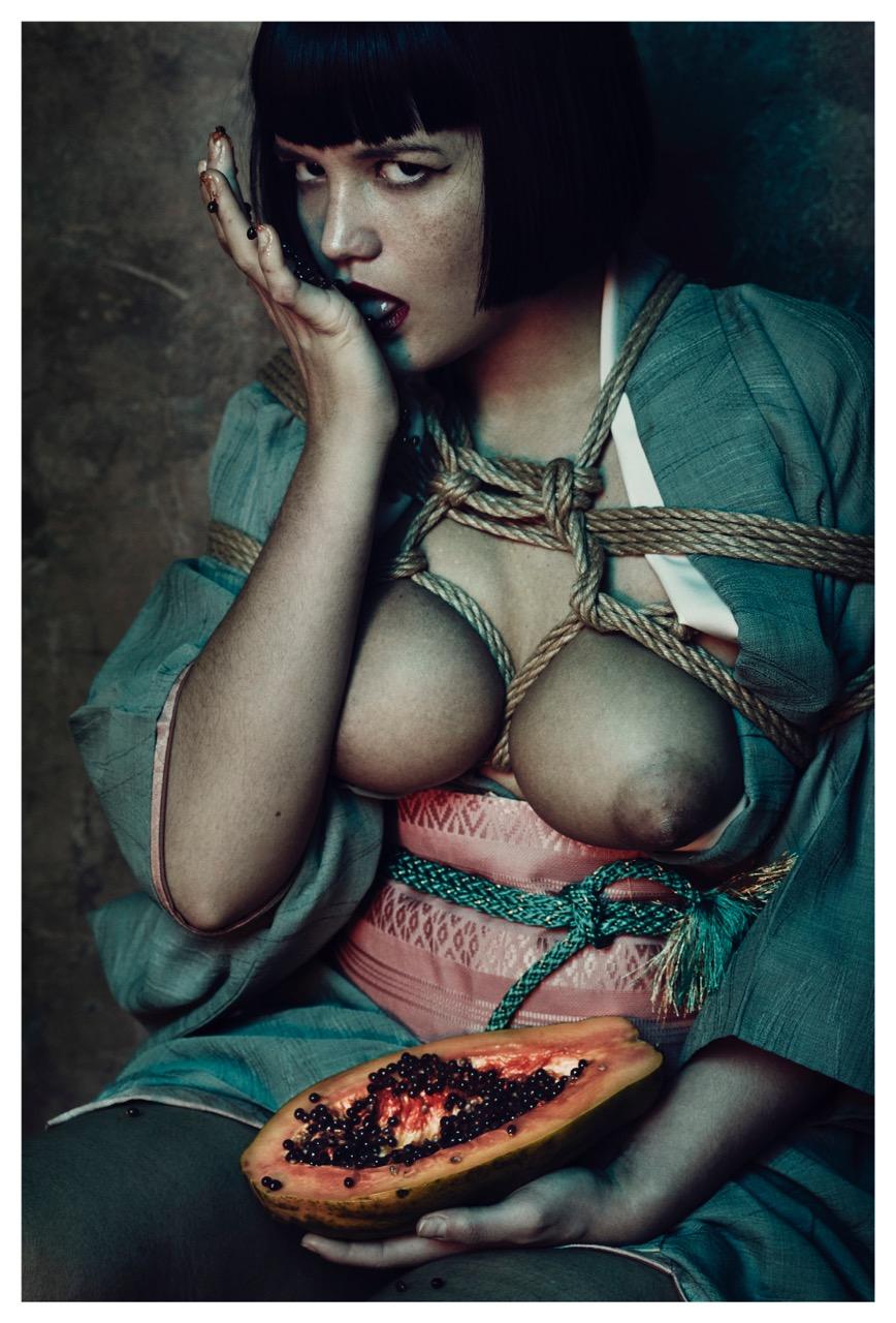 Tessa Kuragi par Nicolas guérin avec ropesession 06